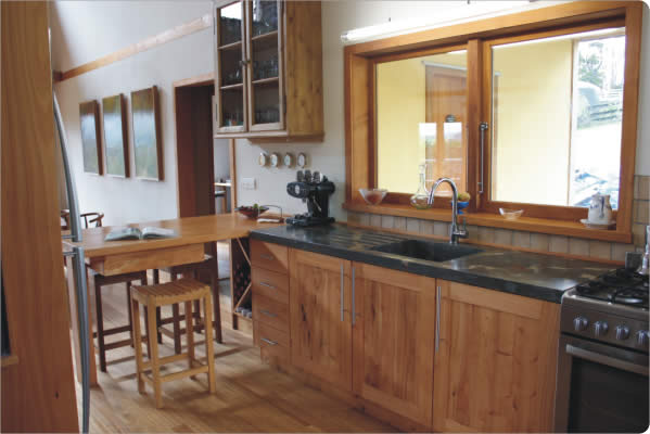 Ruamahunga Bay Joinery Solid Wood And Plywood Kitchens